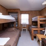 Spots and Dots Lodge bunk Room